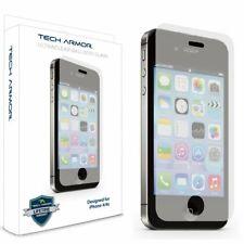iPhone 4 Glass Screen Protector, Tech Armor Premium Ballistic Glass Apple...