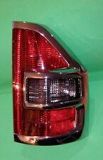 2001 2002 OEM Genuine Mitsubishi Montero Limited Chrome RH Tail Light