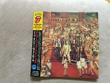 THE ROLLING STONES-It's Only Rock 'n Roll-74/1999 CD Japan MINI LP