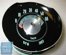 1964-65 Chevrolet Chevelle In Dash Tach - Factory Replacement - New