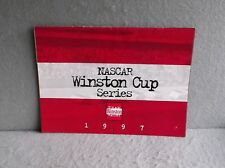 NASCAR 1997 WINSTON CUP SERIES WALL CALENDAR  R J Reynolds JIMMIE JOHNSON