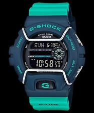 GLS-6900-2A Blue G-shock Unisex Watches Digital Resin Band New