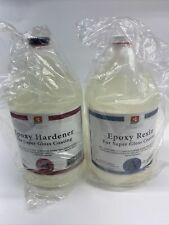EPOXY RESIN 2 Gal kit for Super Gloss Coating and Table Tops