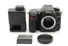 [Top Mint] Nikon D7500 20.9MP Digital SLR Camera Body (oku012)