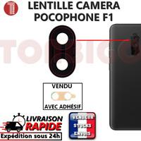 Vitre arrière caméra XIAOMI POCOPHONE F1 Lentille appareil photo Lens verre back
