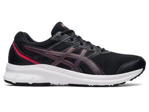 Asics Men Shoes Running Training Sportstyle Gym Athletics Comfort JOLT 3 Black
