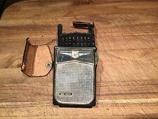 Vintage KOBE KOGYO KT-75 7 Transistor radio from the '50's-'60's .