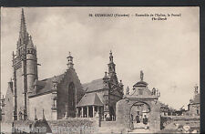 France Postcard - Guimiliau (Finistere) - Ensemble De L'Eglise  BH5857