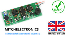 Sound-Activated Alarm - Electronics / Electronic DIY Kit