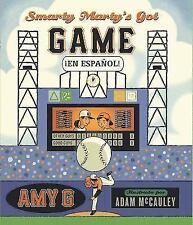 Smarty Marty's Got Game En Espanol (Hardback or Cased Book)