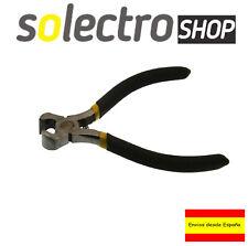 Alicates corte frontal 110mm  para electrónica soldadura alambres  H0117