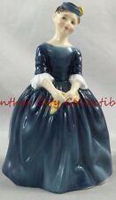 "6"" Beautiful Royal Doulton Bone China Lady Figurine Hn2341 1965"