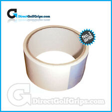 """Double Sided Golf Grip Tape 2"""" Inch - 3.50 Mtr Roll - Enough To Re-Grip 14 Clubs"""
