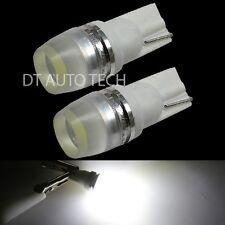 2X White T10 921 6000K Interior SMD LED Light Bulbs High Power