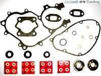 Kreidler Florett 5 Gang RMC RS Motordichtsatz Dichtung Simmerringe Motor Lager