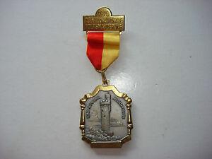 Allemand Médaille 1978 Z.International Volkswanderung Lonsheim / Rhh