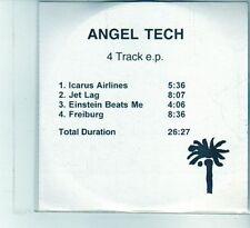 (DU888) The Angel Tech , 4 Track EP - DJ CD