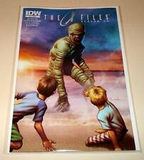 The X FILES Season 10 # 6  IDW Comic  Nov 2013   NM  1st Printing