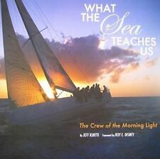 What the Sea Teaches US-ExLibrary