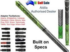 Aldila Tour Green nxt Gen MLT 75TX Shaft + Adaptor Tip + Grip - Built on Specs