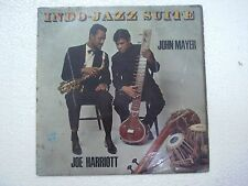 JOE HARRIOTT JOHN MAYER  INDO JAZZ SUITE TAMBURA SITAR HARPSICHORD LP UK ex