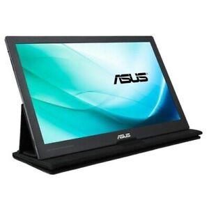 "ASUS MB169C+ 15.6"" Full HD IPS LED Portable Monitor 16:9 1080P USB Type-C USB-C"