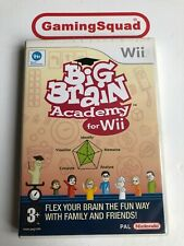 Big Brain Academy Nintendo Wii, Supplied by Gaming Squad