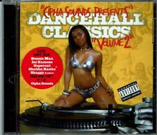 Dancehall  Classics Vol 2 Cipha Sounds Presents  BRAND  NEW SEALED CD