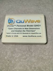QuWave Divine  Personal Model  QWD1