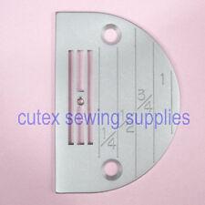 Needle Plate Juki Single Needle Sewing Machines #B1109-552-000 Original Part