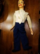 VINTAGE DANNY O'DAY VENTRILOQUIST DOLL DUMMY PUPPET