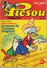 PICSOU MAGAZINE n° 58 / 1976 / WALT DISNEY PRODUCTIONS . EDI-MONDE