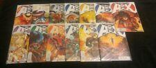 Avengers vs X-Men #0, 1, 2, 3, 4, 5, 6, 7, 8, 9, 10, 11, 12 - Variant Set - NM+