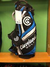 NEW Cleveland Golf 2019 CG Stand Bag Lightweight 14-way Top - Blue/white/black