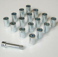 x16 Tuner Wheel Nuts 12 x 1.5mm + Key to fit Mazda MX5