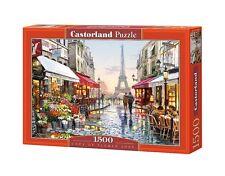 Castorland C-151288 Puzzle Flower Shop Paris Stadt Innenstadt City 1500 Teile