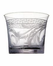 Versace Par Rosenthal Arabesque Cristal Whisky Gobelet #320319-40401 Marque Nib
