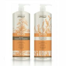 Natural Look Oasis Boost Hydrating Shampoo & Conditioner 1L Nourish & Strength