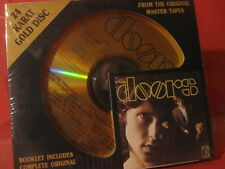 """DCC GZS-1023 THE DOORS """" THE DOORS """"(JAPAN-PURE 24KT DCC-GOLD-CD/FACTORY SEALED)"""