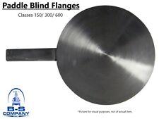 Paddle Blind Flange 2
