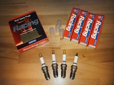 4x Ford Mondeo 1.8i y2000-2007 = High Performance LGS Silver Upgrade Spark Plugs