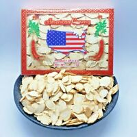4oz Hand Selected American Ginseng Root Slice Ginseng Slice with Gift Box