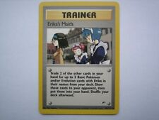 Trainer Gym Heroes Uncommon Pokémon Individual Cards
