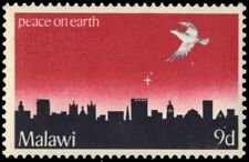 "MALAWI 124 (SG341) - Christmas ""Peace on Earth"" (pb24867)"