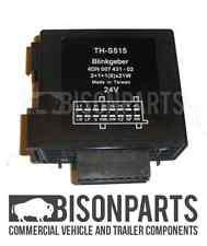 *Scania 4 Series P & R Cab Flasher Relay Unit 24V - 2159998, 1401789, 1328548