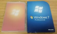Windows 7 Professional Full Install Retail Version 32&64 Bit SKU- FQC-00129