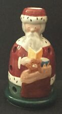Villeroy And Boch Holiday Decolight Father Christmas Santa Claus Candle Holder