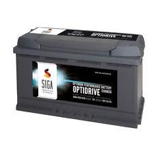 SIGA Autobatterie Starterbatterie 90AH 820A/EN 12V für BMW VW statt 80Ah 85Ah