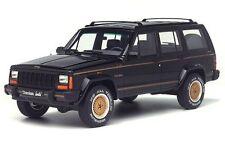 1992 JEEP CHEROKEE LIMITED BLACK LTD 1500PC 1/18 MODEL CAR BY OTTO MODELS OT219