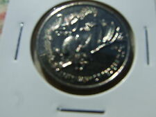 2001 UNC 20 cent WA CENTENARY of FEDERATION in 2x2 coin holder